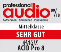 Professional Audio - 09/2018