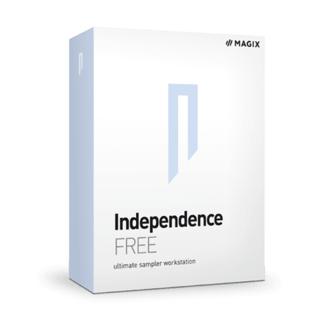 MAGIX Independence Free Software Workstation
