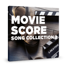 MAGIX Movie Score Song Collection Vol. 1 + 2