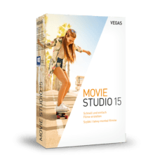 VEGAS Movie Studio 15