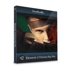 NewBlue Elements 3 Chroma Key Pro