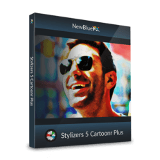 NewBlue Stylizers 5 Cartoonr Plus