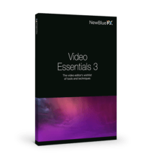 NewBlue Video Essentials 3