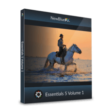 NewBlue Essentials 5 Volume 1