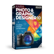 Xara Photo & Graphic Designer 10