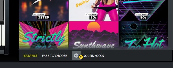 You can now browse features, sounds & instruments in the Store
