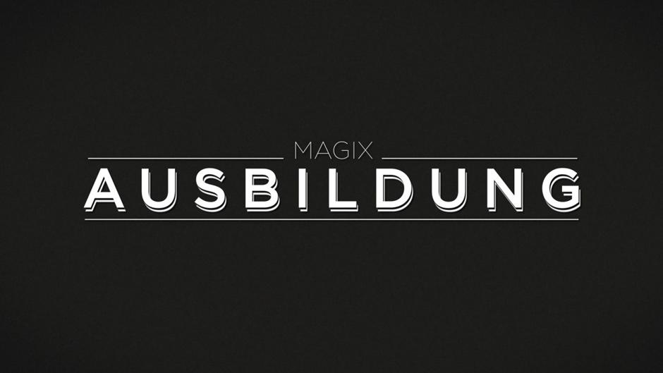 magix software gmbh berlin ausbildung