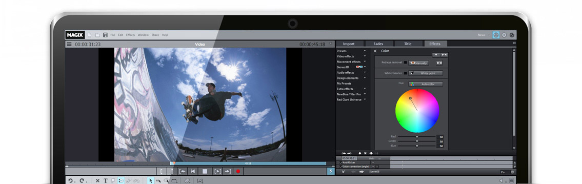 Flip the pages to become a true video editing pro.