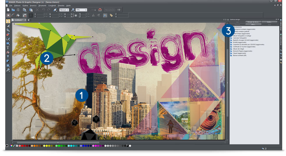 Photo & Graphic Designer 11 Screen