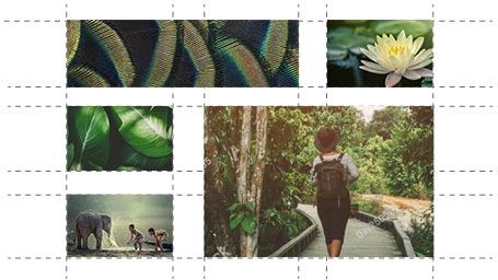 Fantastische Photo Grids