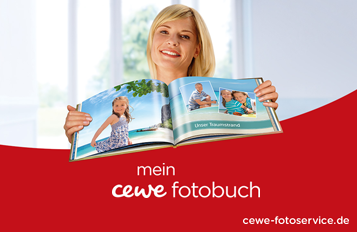 Photo books with CEWE
