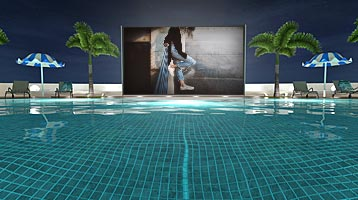 Pool Cinema