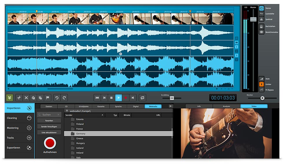 Audio & Music Lab Premium downloaden