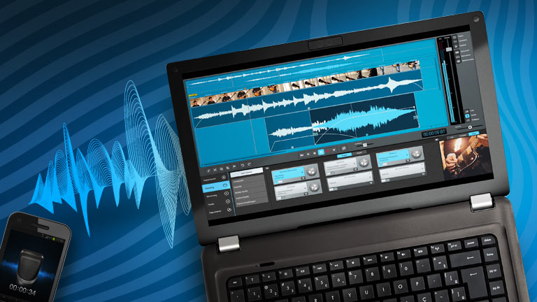 Donwload and test Audio & Music Lab Premium for free