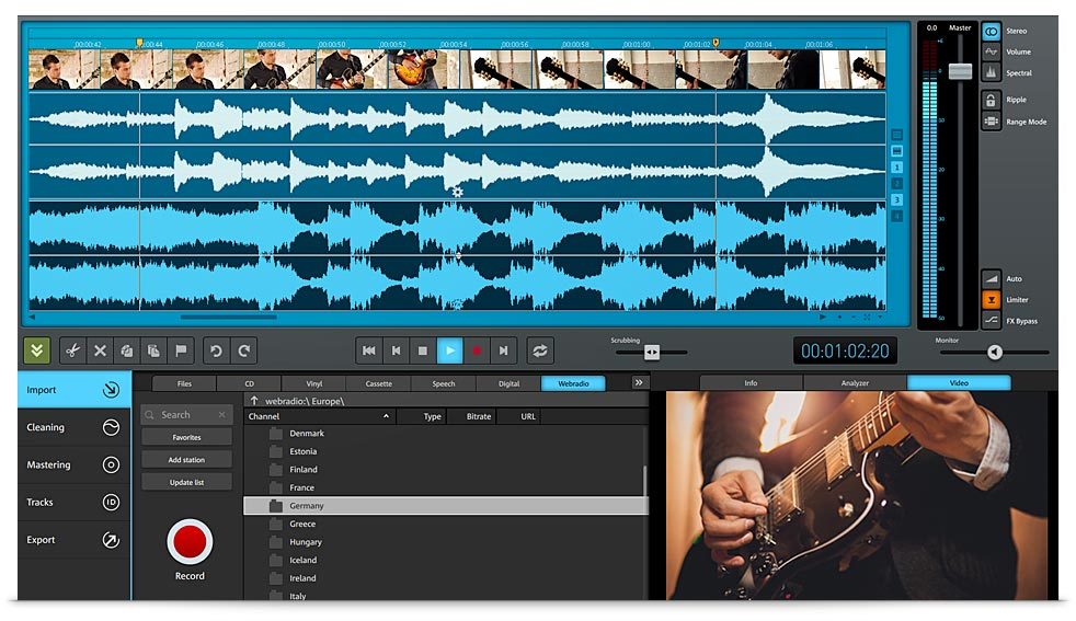 Donwload Audio & Music Lab Premium