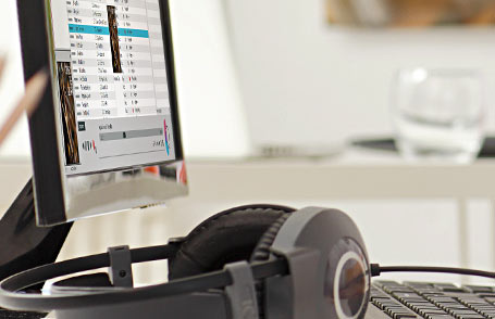 Professional audio effects