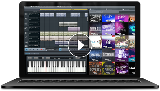 The original for making your own music –now completely free.