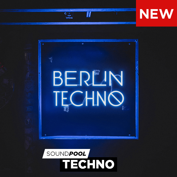 Techno - techno z Berlina