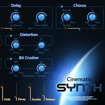 Cinematic Synth