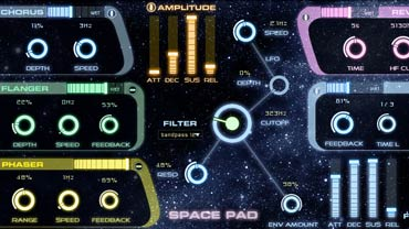 Space Pad