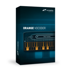 Orange Vocoder ME von Zynaptiq