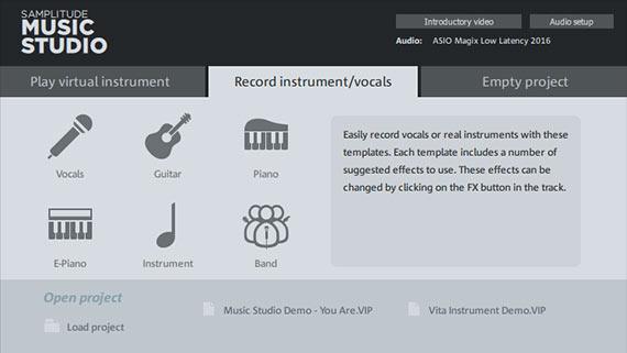 Samplitude Music Studio 2020 – alle Funktionen auf einen Blick
