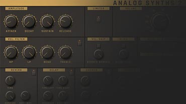 Analog Synths 2
