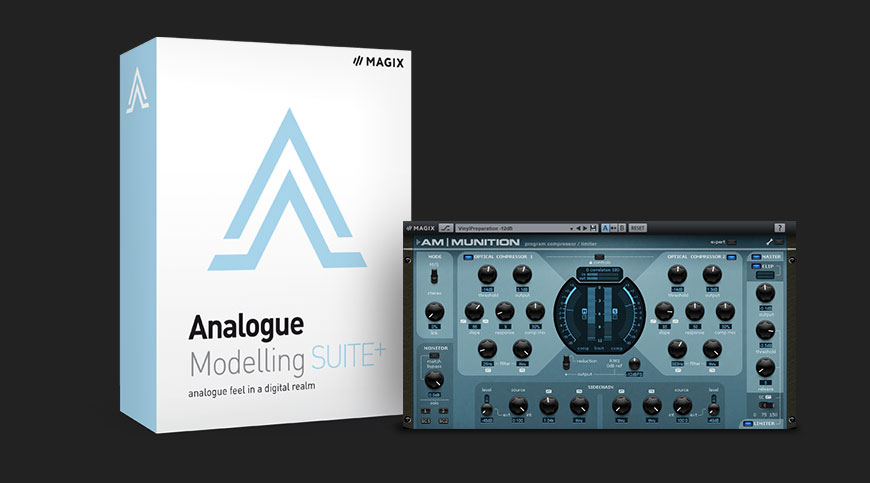 Plug-ins exclusively in ACID Pro 10 Suite