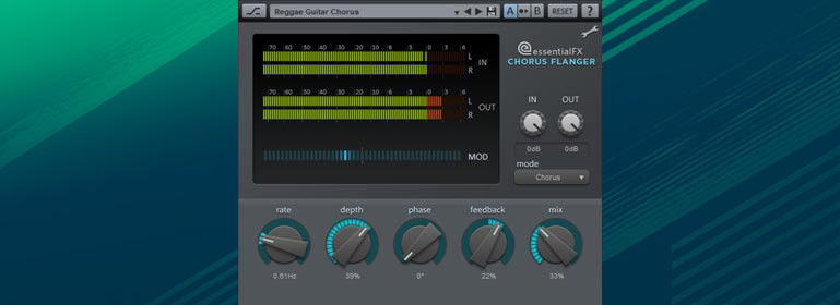 Hi-end plug-in effects