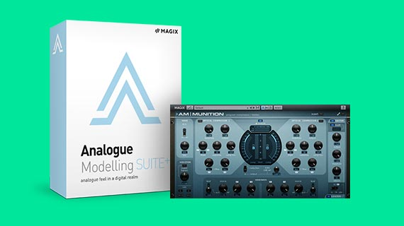 Analogue Modelling Suite Plus