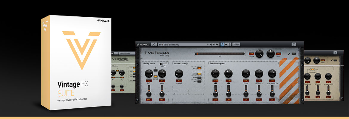 Vintage Effects Suite