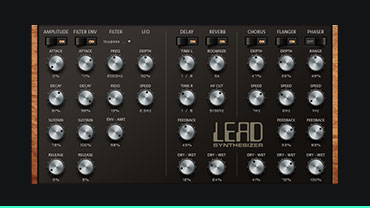 Vita Lead Synth
