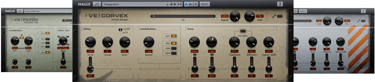 A classic effects collection for modern sound design.