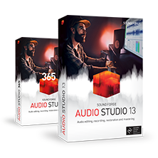 SOUND FORGE - The pioneer in audio editing