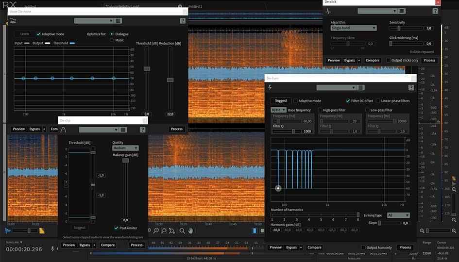 Sound Forge Pro 12 All Features