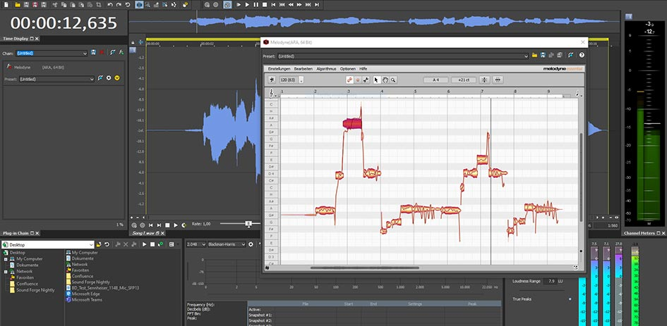 The new SOUND FORGE Pro 13 Suite is here