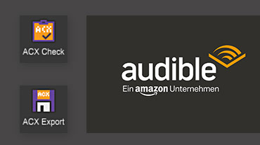 ACX: Audiobooks for Audible, iTunes & Co.
