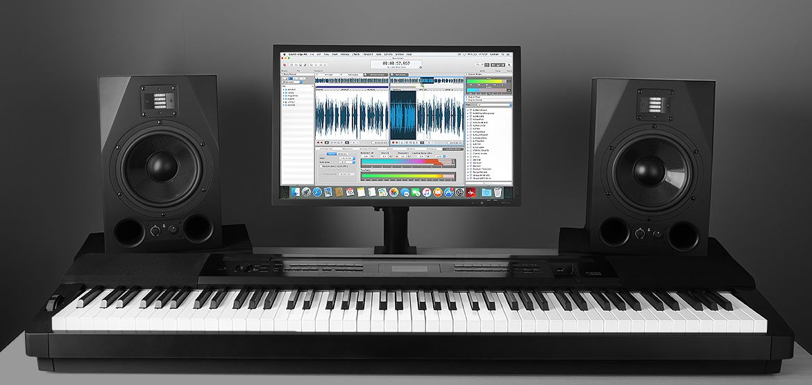 Nieuwe elementen in SOUND FORGE Pro Mac 3