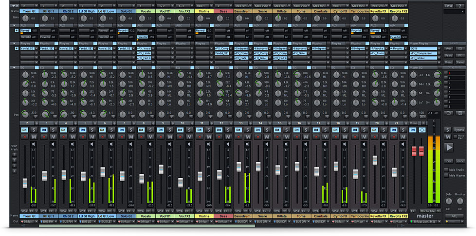 The professional Digital Audio Workstation for musicians, sound designers and producers.