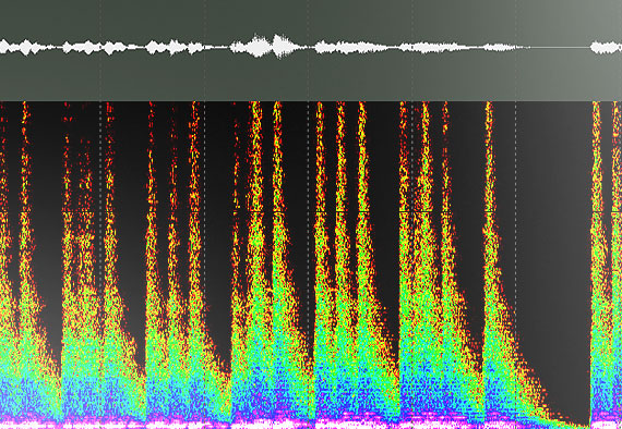 Track-level spectral editing