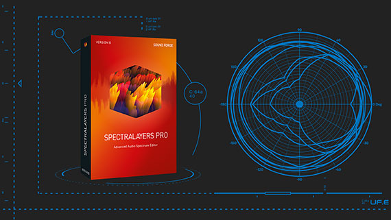 Visual sound design:  SpectraLayers Pro