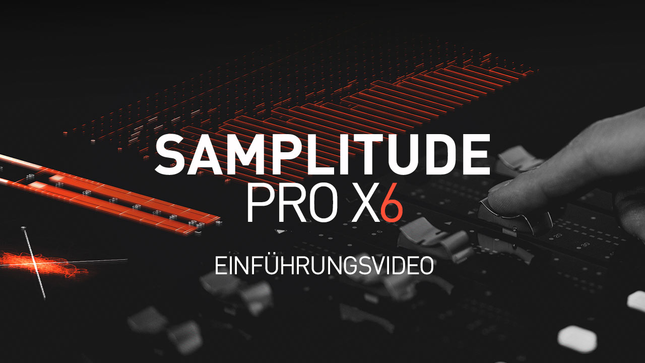 Samplitude Pro X6 - Tutorial