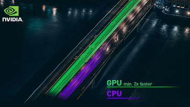 NEW! Faster NVIDIA Export