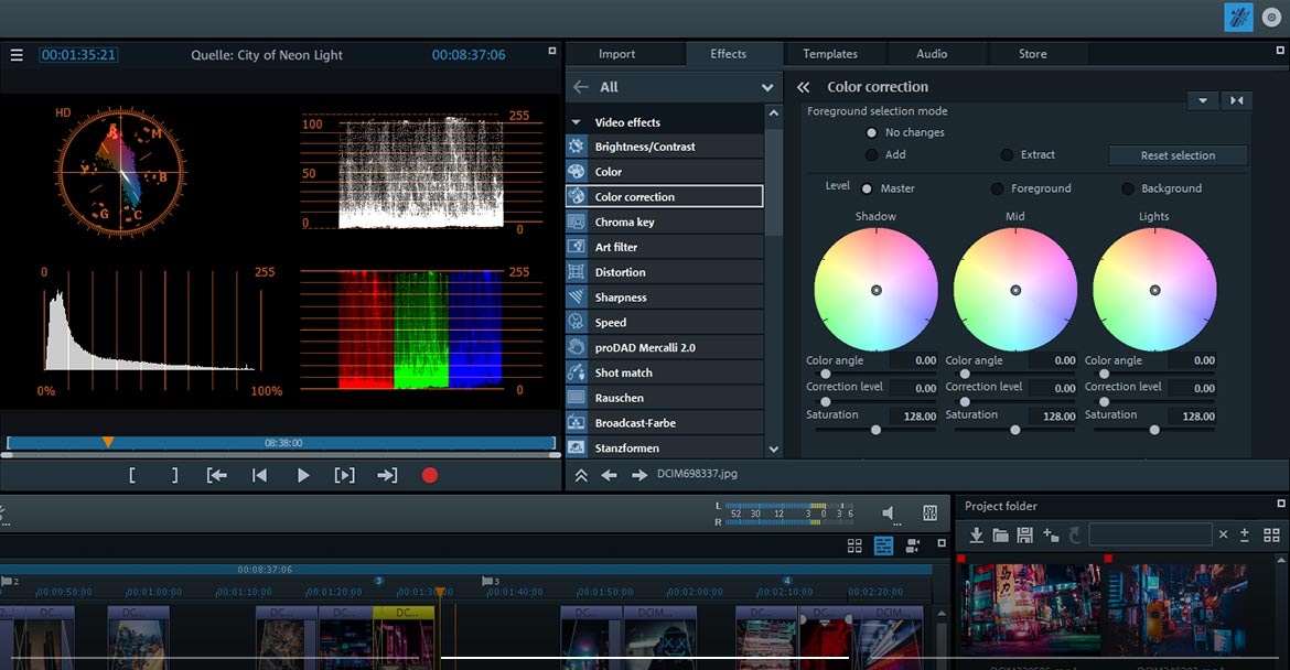 MAGIX Video Pro X – Intuitive video editing  Redefined