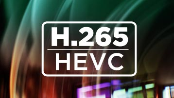 Decodifica HEVC/H.265