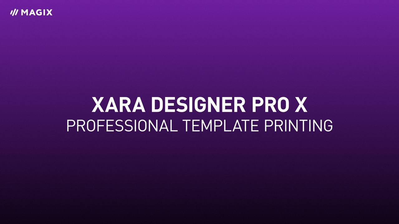 Printing templates professionally