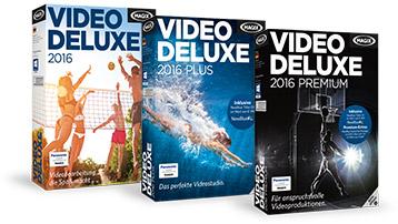 Compatível com vários programas de edição de vídeo