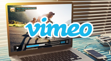 Your video on Vimeo