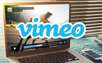 Share online on Vimeo
