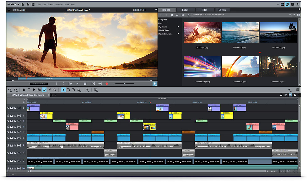 Descarregar Movie Edit Pro Premium e testar gratuitamente
